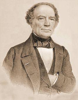 Barthelémy de Theux (1794-1874), verantwoordelijk minister tijdens de cholera-epidemie van 1832