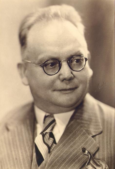 De erfenis van de katholieke en Vlaamsgezinde neerlandicus en Guido Gezelle-kenner Frank Baur (1887-1969) voor het letterkundig onderzoek aan de UGent is bijzonder groot (collectie Universiteitsbibliotheek Gent).