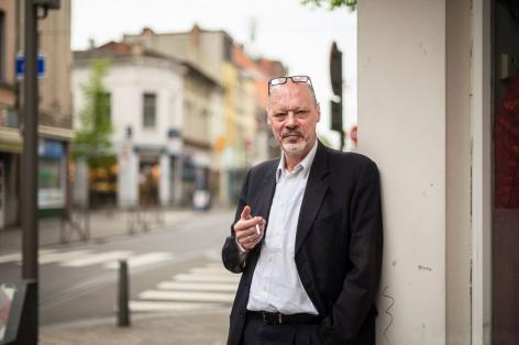Jan Blommaert (1961-2021),  © Jonathan Ramael