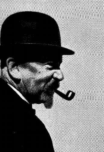 Jules Cornet (1865-1929) kan worden beschouwd als de grondlegger van de geologie in voormalig Belgisch Kongo (Collectie Universiteitsbibliotheek, © UGent).