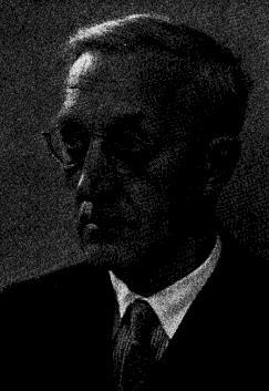 Geoloog Armand Hacquaert (1906-1989) spreidde een indrukwekkend academisch engagement tentoon, maar was daarnaast ook politiek actief als schepen van Onderwijs en Schone Kunsten in Gent (Collectie Universiteitsbibliotheek UGent).