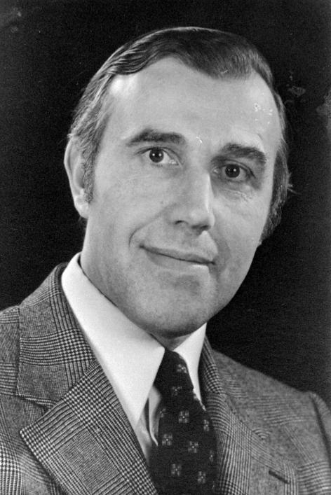 Dierenarts Joseph Hoorens (1928-2017), decaan van de faculteit Diergeneeskunde van 1972 tot 1974 (archief decanaat faculteit Diergeneeskunde, foto Bonte).