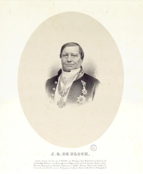 arts en hoogleraar UGent Joseph De Block, afbeelding UGentMemorialis