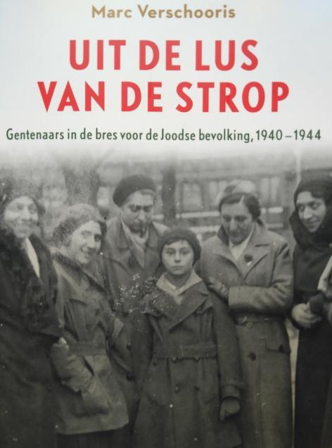 Marc Verschooris. Uit de lus van de strop (Sterck & De Vreese, 2020)