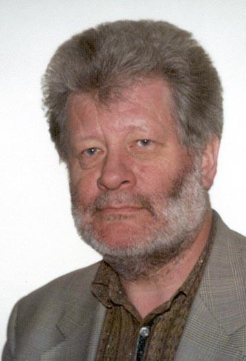 Mark Vandeweghe (1939-2007), ca. 1995, P02303. © Universiteitsarchief Gent