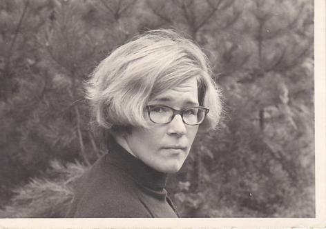 Patricia Vervenne, ca. 1969