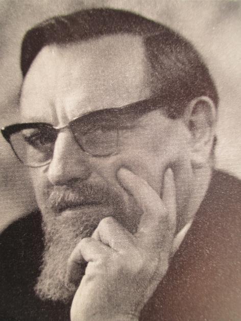 Robert Van Nuffel, Liber Memorialis UGent, 1960