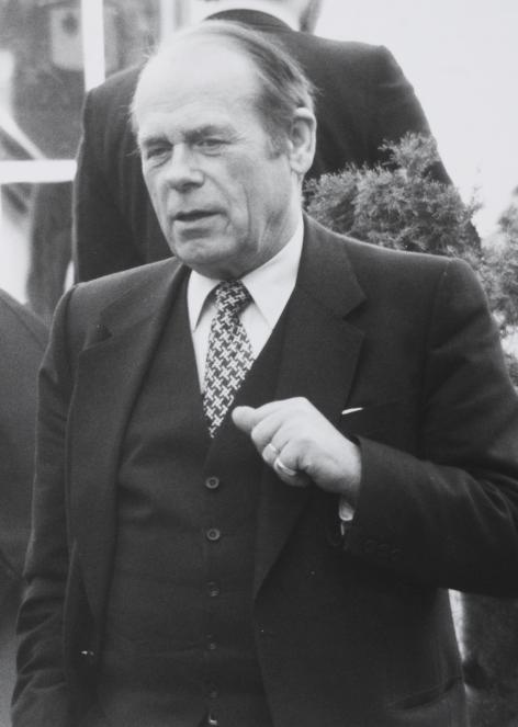 Landbouwkundige Camille Van Waeyenberge was van belang voor de Belgische zuivelindustrie, maar verdween na WO II van de Landbouwhogeschool door zijn medewerking met de Nationale Landbouw- en Voedingscorporatie tijdens de oorlog (© De Eik nv).
