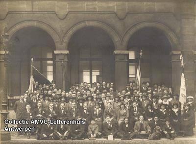 Jong Vlaanderen, congres 20ste landdag, 11 – 13 april 1914