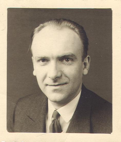 Portret van Alexander Bolckmans (1923-1990)