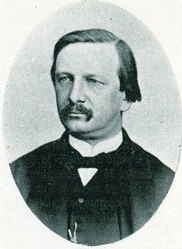 De jurist en sociaal progressieve liberaal Charles Waerbroeck (1824-1877) was ho