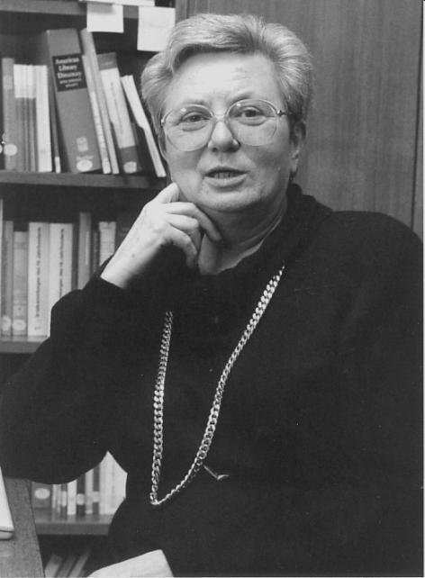 De Gentse historica, socialiste en feministe Denise De Weerdt (1930-2015) maakte