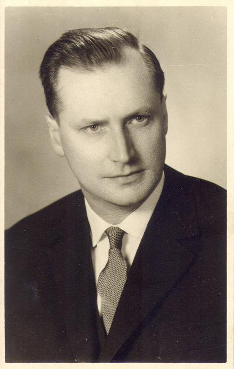 Kinderpsycholoog William De Coster (1920-2001)