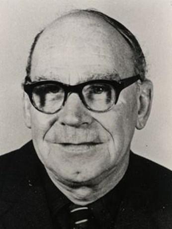 Wijsgeer Herman De Vleeschauwer (1899-1986) was docent en hoogleraar aan de UGen
