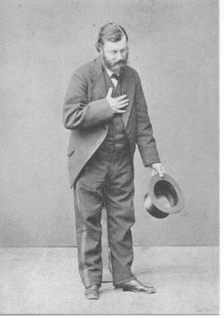 Désiré Van Monckhoven, scheikundige, industrieel, fotograaf en amateurastronoom (Collectie Volkssterrenwacht Armand Pien).