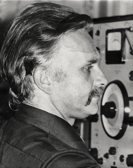 Componist Luicien Goethals is van 1974 tot 1986 artistiek leider van het IPEM.