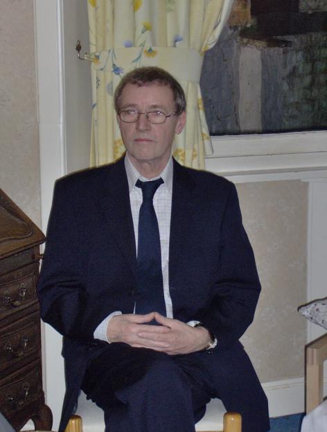 Fernand Hallyn (1945-2009), hoogleraar aan de faculteit Letteren en Wijsbegeerte