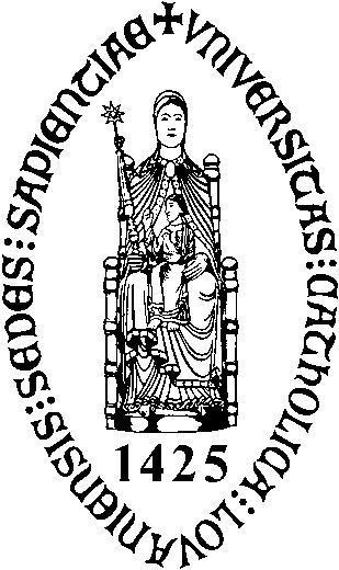 De Leuvense universiteit is gesticht in 1425 en is daarmee de oudste van de Nederlanden. In 1797 werd de universiteit, officieel Studium Generale Lovaniense, afgeschaft door het Directoire en in 1816 heropende WillemI de instelling als rijksuniversiteit.
