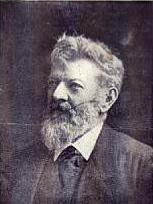 Julius Mac Leod, botanicus, zoöloog, cultuurflamingant en hoogleraar aan de faculteit Wetenschappen (Collectie Universiteitsbibliotheek Gent).