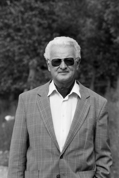 Historcus Michel Baelde (1933-2014).