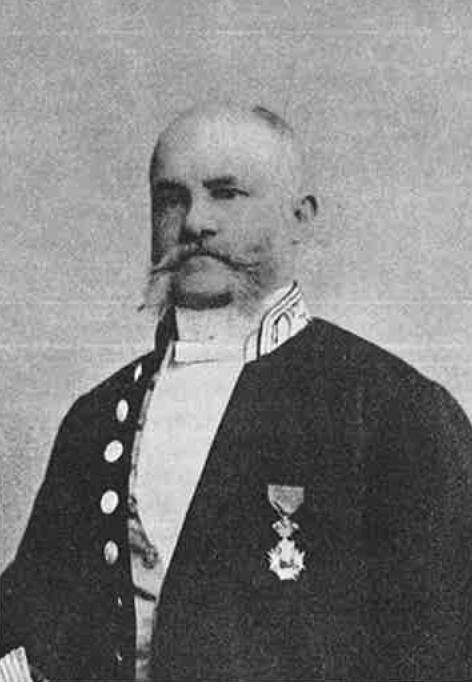 De jurist en liberaal Louis Montigny (1835-1914), hoogleraar aan de faculteit Re