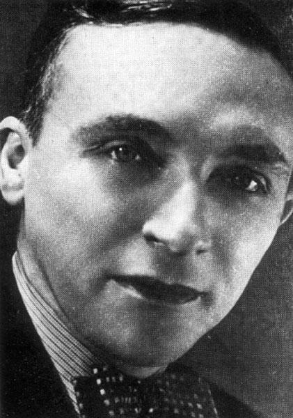 Valère Billiet, docent Mineralogie en weerstander tijdens de Tweede Wereldoorlog, overleed in Duits gevangenschap (Collectie Universiteitsarchief Gent).