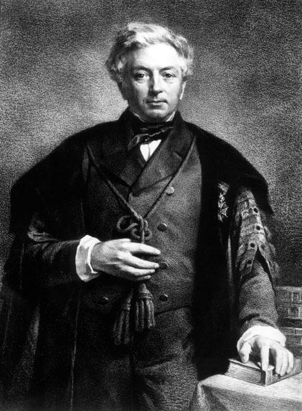 Gentenaar Adolphe Burggraeve zette zich als heelkundige en man van stand sterk in voor zijn stad (Collectie Universiteitsarchief Gent).