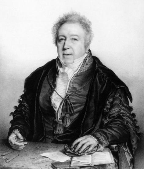 Portret van medicus Joseph Kluyskens, rector van de Gentse universiteit in 1829-1830 en 1839-1840 (Collectie Universiteitsbibliotheek Gent).
