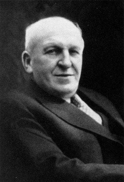 Jules Storme, jurist, politicus en Coupuriaan (Collectie Universiteitsbibliotheek Gent).