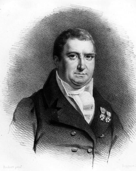 Charles Van Hulthem, stichter en beschermheer van de Baudelootuin (Collectie Universiteitsarchief Gent).
