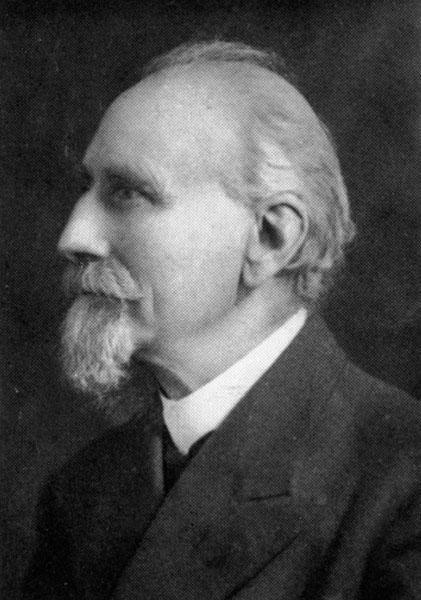 Jules Verschaffelt, natuurkundige (Collectie Universiteitsarchief Gent).