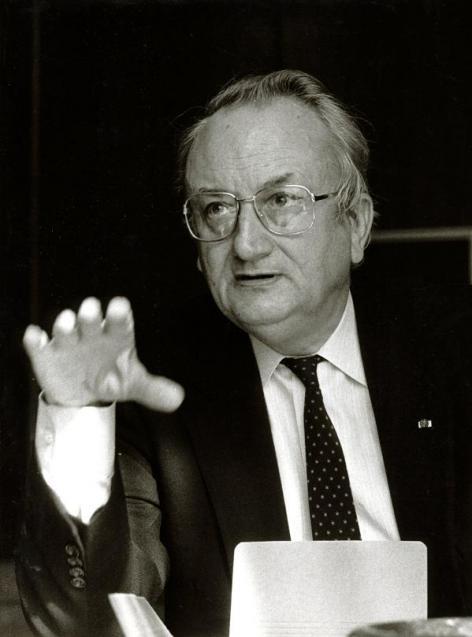 De Vlaamse liberaal Karel Poma (1920-2014)