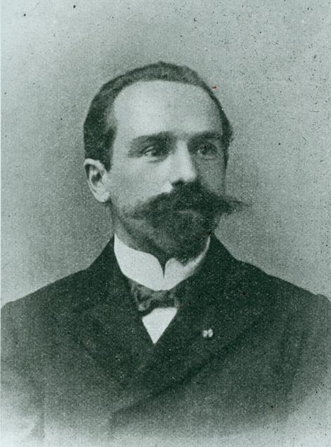 Rechtsgeleerde Oscar Pyfferoen (1868-1908), actief in het domein van de middenst