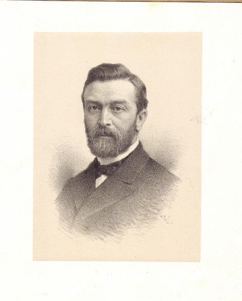 Jurist en liberaal Remi De Ridder (1843-1930) was hoogleraar aan de rechtsfacult