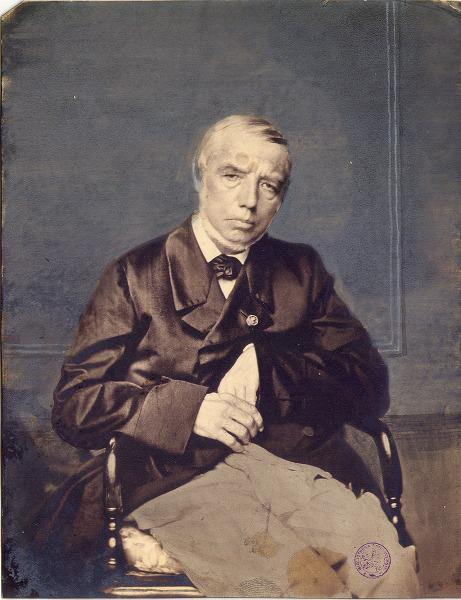 Jurist en textielfabrikant Napoleon De Pauw (1800-1859) was hoogleraar aan de fa