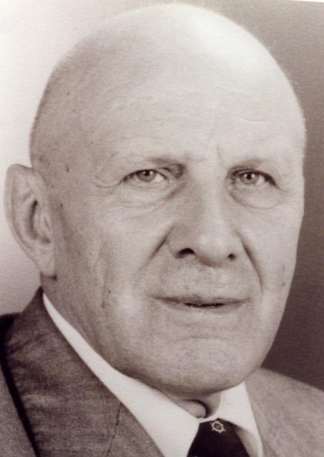 René Tavernier (1914-1992) is stichtend lid van de Belgische Bodemkundige Vereni