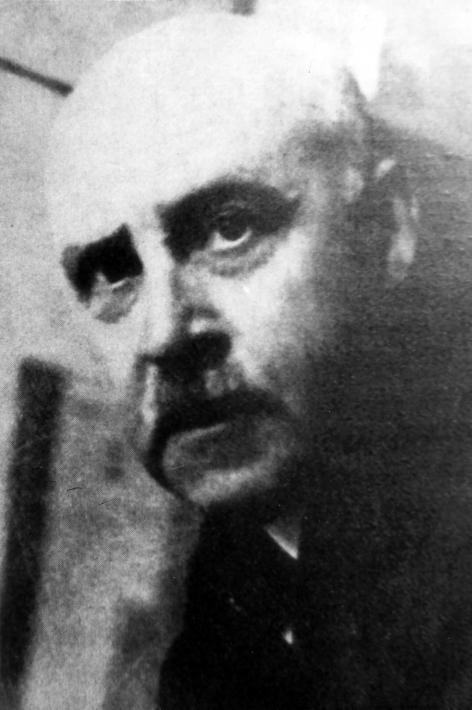 Portret van Georges Leboucq (1880-1958), hoogleraar aan de faculteit Geneeskunde