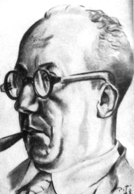 Portret van Roger Soenen (1902-1977), hoogleraar aan de faculteit Geneeskunde 19