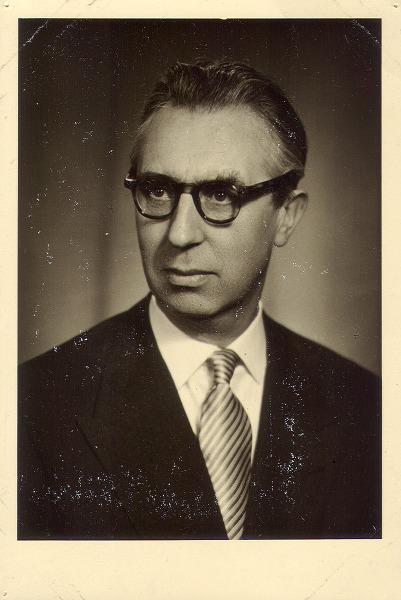 Robert Plancke (1911-1996), pedagoog.