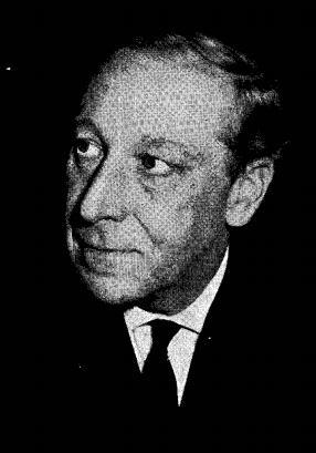 Jurist en BSP-politicus Elie Van Bogaert (1919-1993), specialist Volkenrecht aan