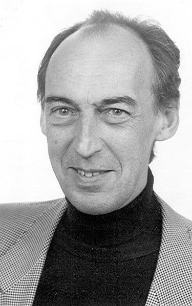 Portret van Christiaan Vandenbroeke (1944-2007)