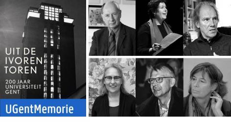 UGentMemorie en STAM organiseren in januari, februari en maart 2018 drie salongesprekken met eminente UGent-emeriti en nog actieve onderzoekers.