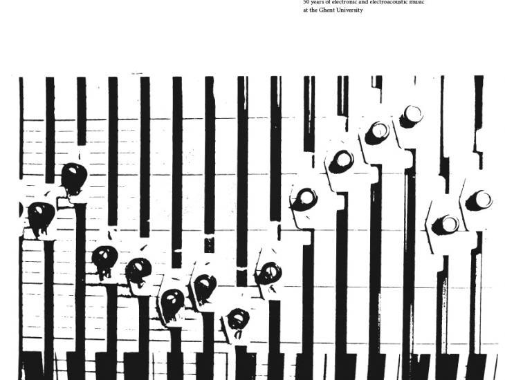 Cover van het boek 50 jaar IPEM (2013)