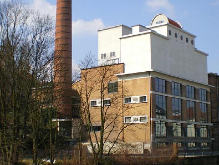 Studentenhuis de Therminal opende in 2006 (© UGent).