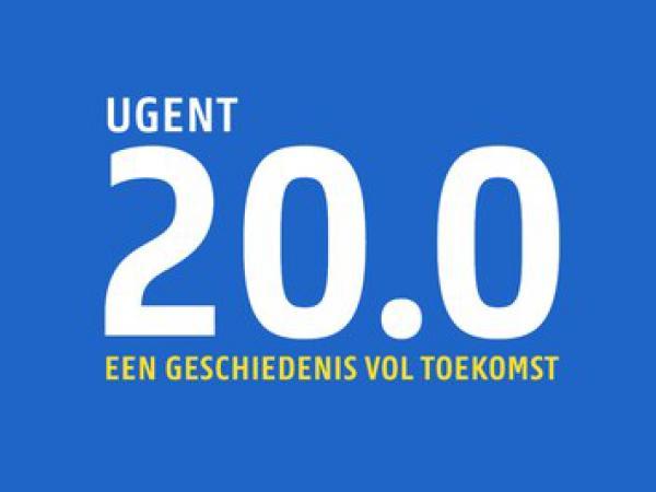 Campagnebeeld UGent 20.0. Een geschiedenis vol toekomst