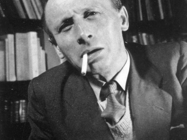 Portret van Herman Uyttersprot (1909-1967)