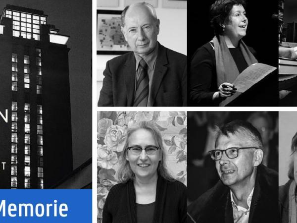 UGentMemorie en STAM organiseren in het voorjaar van 2018 drie salongesprekken met eminente UGent-emeriti en nog actieve onderzoekers.