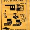 Brochure uit 1989 van het Centraal Digitaal Rekencentrum waarin onder andere het nieuwe 'elektronische postsysteem' werd gepromoot dat eind jaren '80 werd geïmplementeerd (Collectie Universiteitsarchief).