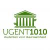 Logo van UGent1010, de studentenverening opgericht op 10 oktober 2010 als reactie op de mislukte klimaatconferentie van Kopenhagen.
