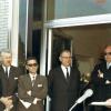 Toespraak van professor Frederick Seitz bij de opening van gebouw S1 op de Sterr